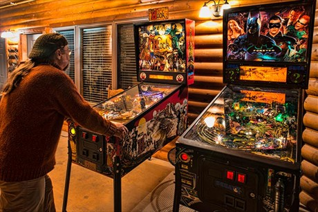 Pinball Machines from Michael-Jackson Estate